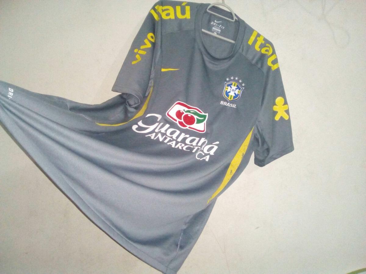 62958167eff1f camisa de treino seleção brasileira nike. Carregando zoom.