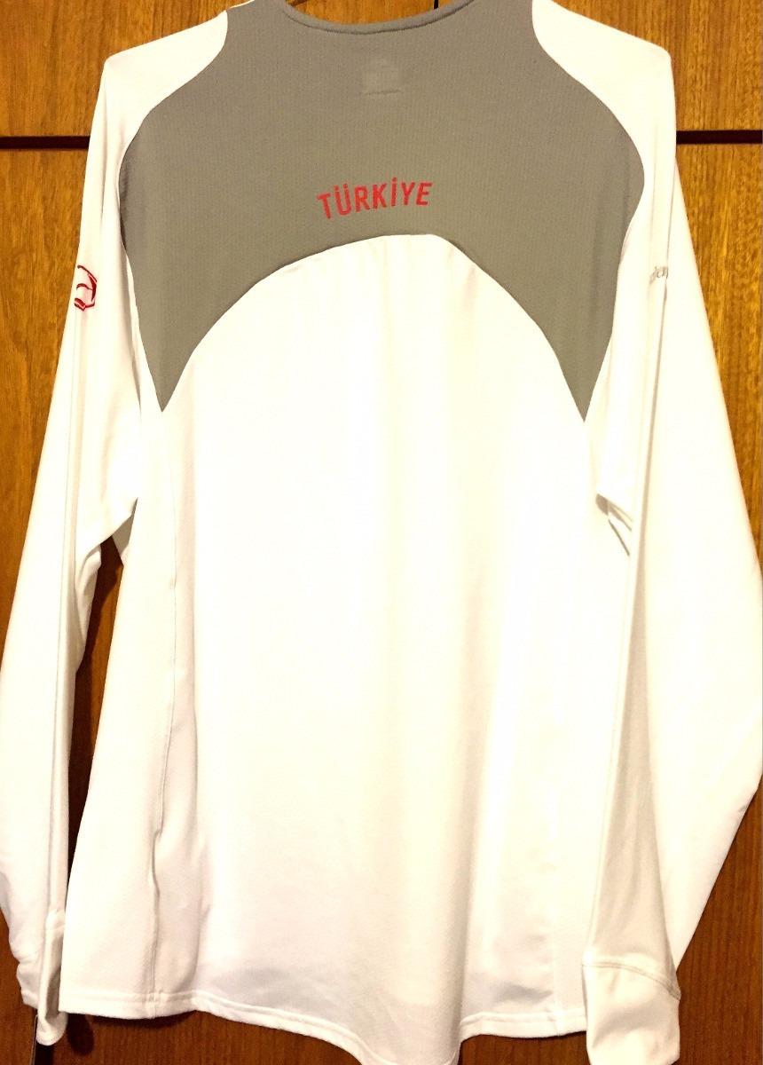 55816b7938 camisa de treinos da turquia code 8 mangas longas jogador. Carregando zoom.