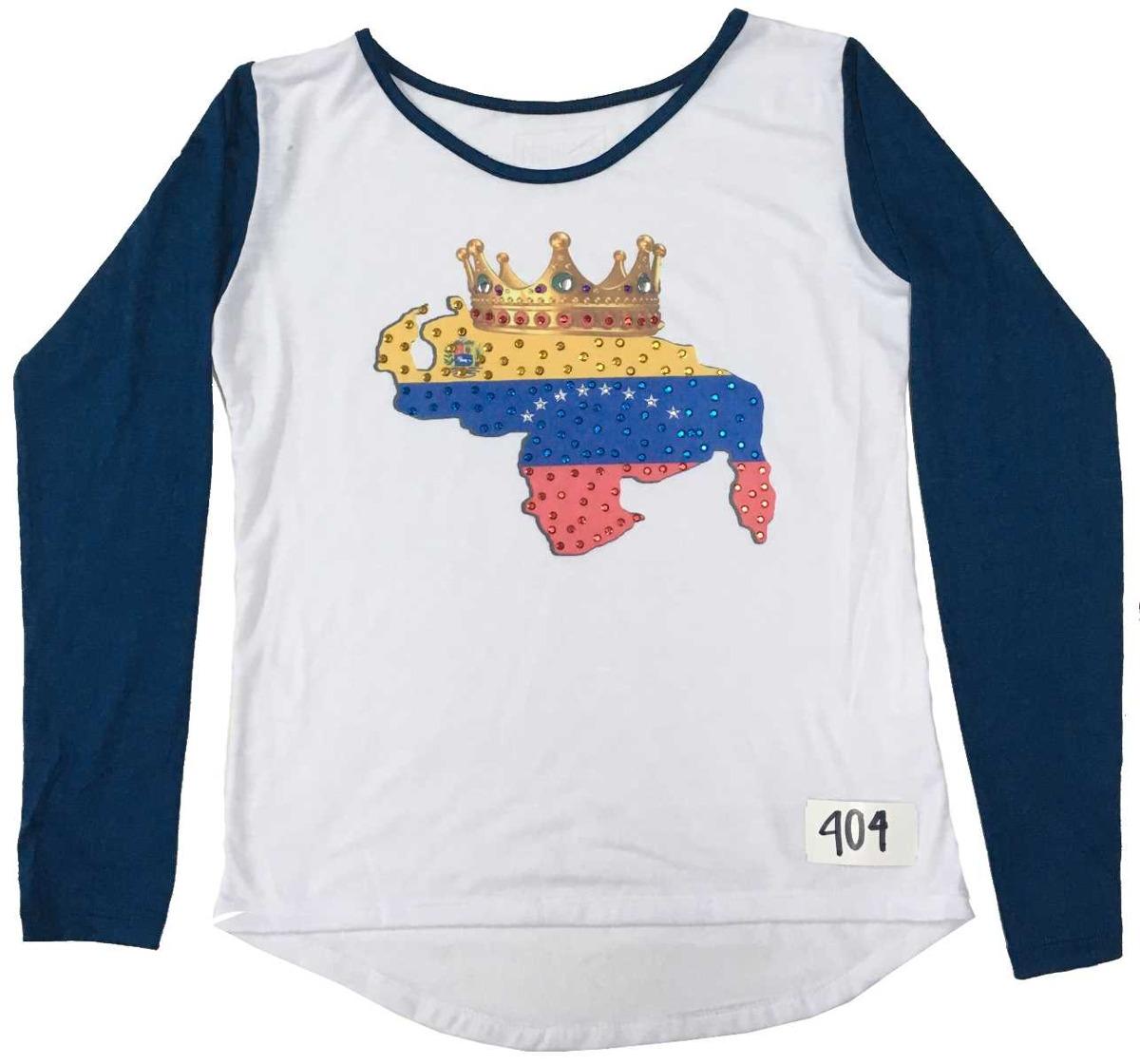 Camisa De Venezuela, Franelas, Blusas De Dama, Sueter - Bs. 6,55 en ...