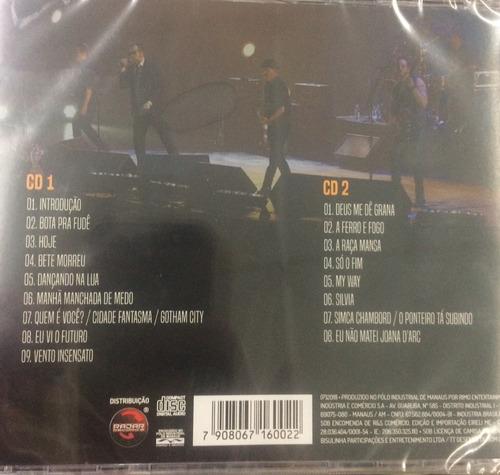 camisa de venus-dançando em porto alegre (2 cd's+1 dvd)