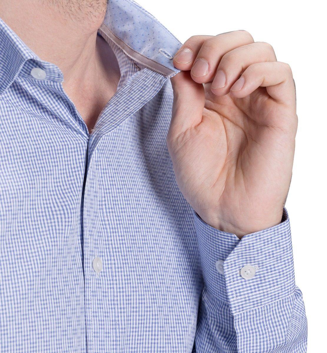 camisa de vestir a cuadros regular fit devré. Cargando zoom. b9ccfddb27e
