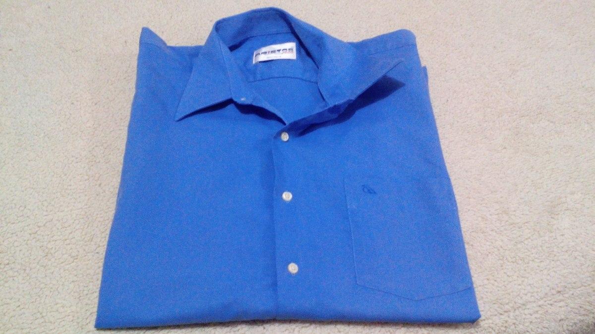 para vestir hombre azul camisa zoom de Cargando qBv6A4F 365a567efa2