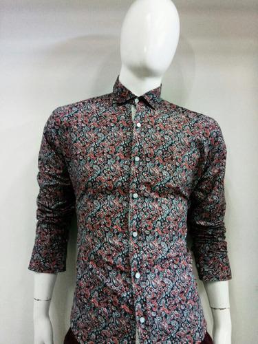 camisa de vestir con diseño original