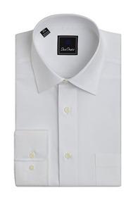 d223368539 Camisa De Vestir De Corte Regular Y Sastre Muy Fino De David