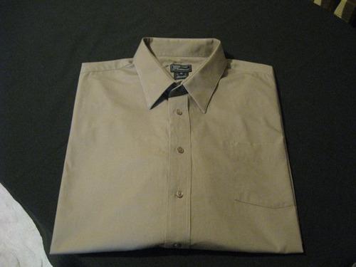 camisa de vestir kings court talla 3xl (19) manga larga (35)