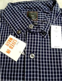 b4f77c4e75 Camisa Gap - Camisas de Hombre Larga en Mercado Libre México