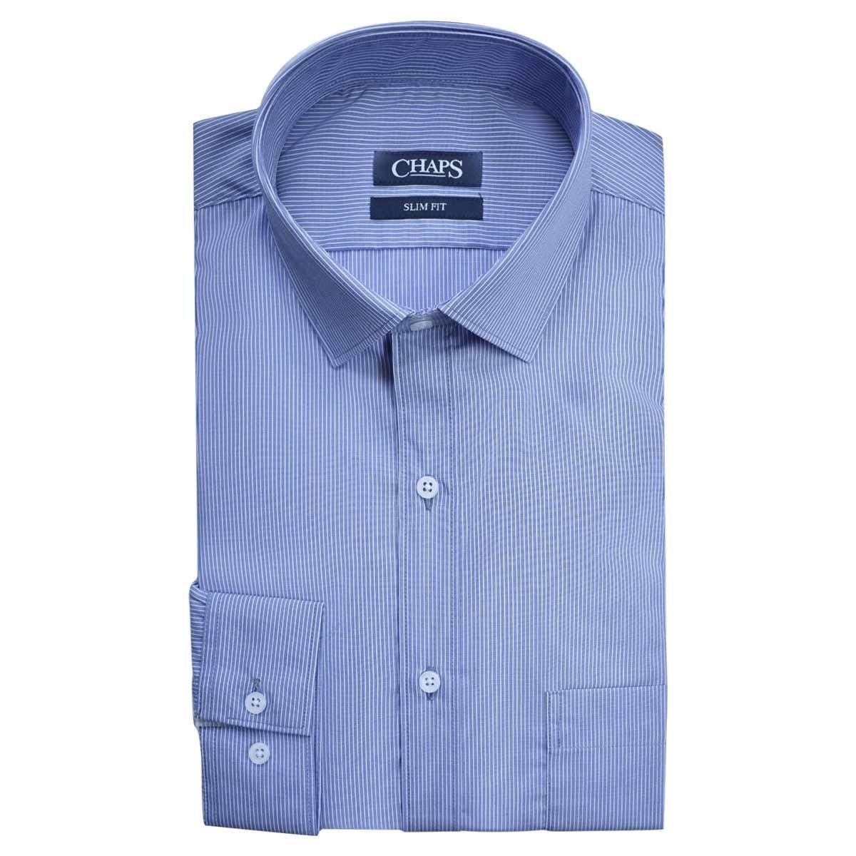 9f530760e8 Camisa De Vestir Slim Chaps -   900.00 en Mercado Libre