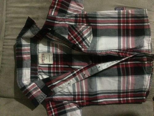 camisa de vestir talla 4 carters original