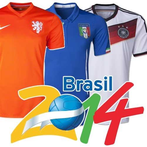 camisa del mundial 2014 de todos los paises, 100% calidad