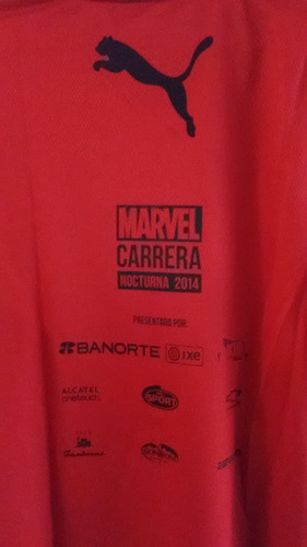 camisa deportiva hombre araña marvel 2014