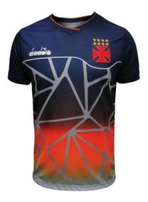 2021e26f19 Camisa Diadora Vasco De Treino - Futebol com Ofertas Incríveis no Mercado  Livre Brasil