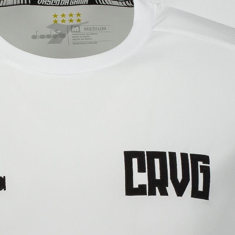 342b2566db5a Camisa Diadora Vasco Treino Ct 2019 - R$ 149,90 em Mercado Livre