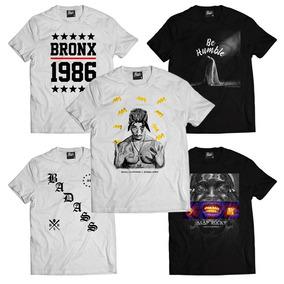 f45ff1aca7 Camisa Mickey Rap no Mercado Livre Brasil