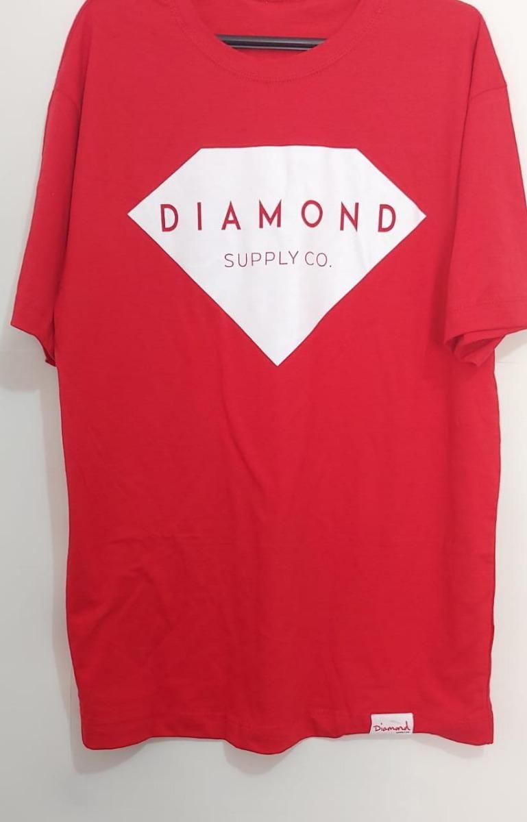 9f47ced65c Camisa Diamond Supply Solid