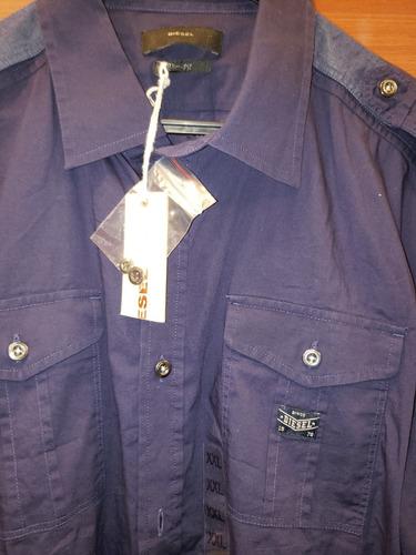camisa diesel talla xxl original
