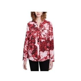 ca65e80609 Camisa Diseño Floral De Mujer - Calvin Klein - Senec