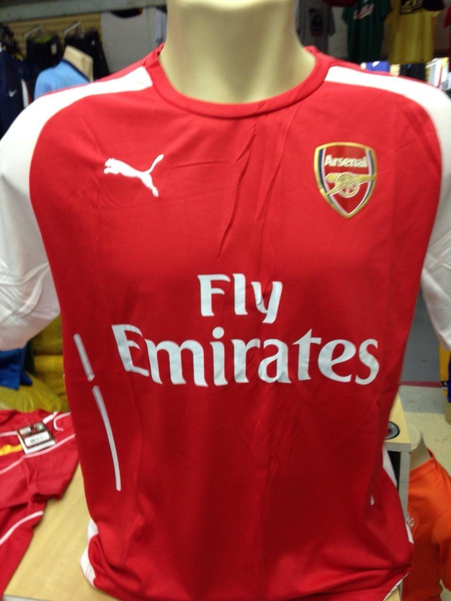 913df22ea7 Camisa Do Arsenal Original Oficial - R$ 139,90 em Mercado Livre