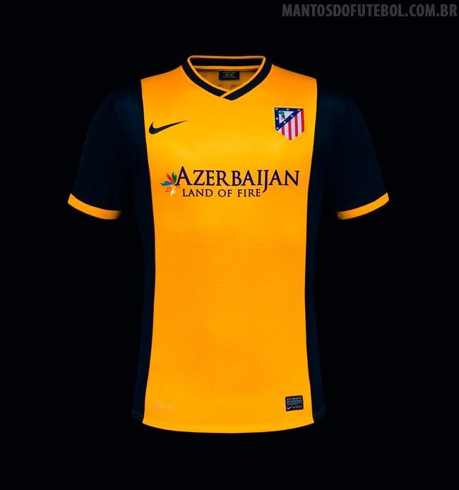 Camisa Do Atlético De Madrid Nova Lançamento Bilbão Espanha - R  89 ... edce96630ca49