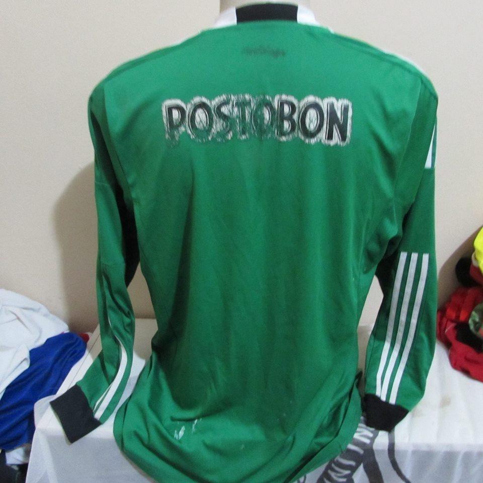 Camisa Do Atletico Nacional Da Colombia - R  50 d77b0580fd9e5