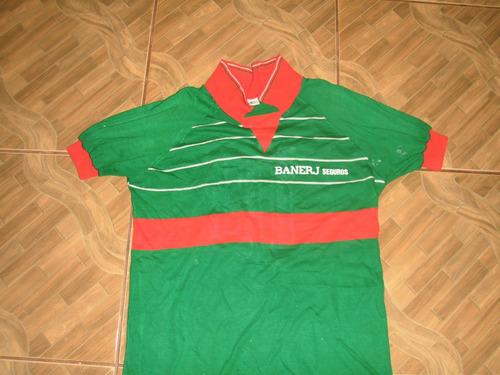camisa do banerj volley anos 80