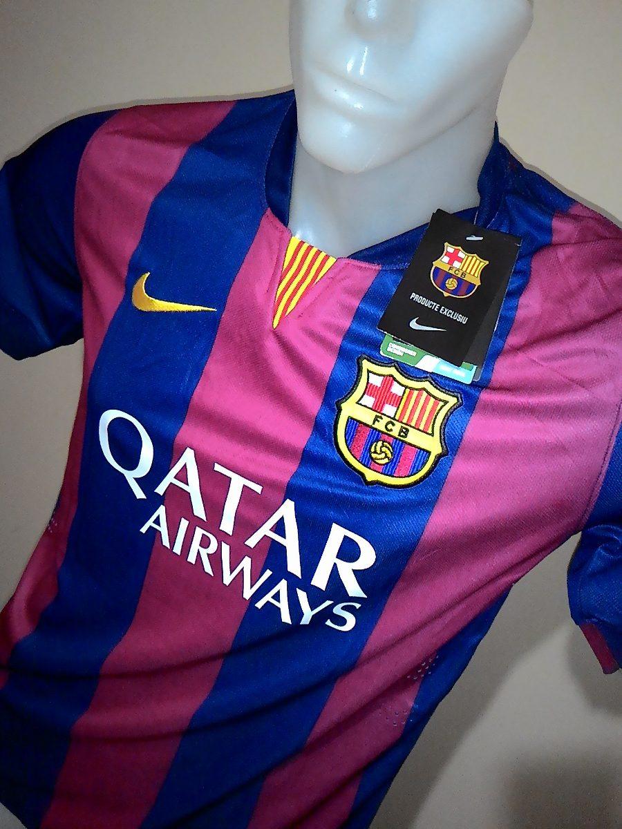 0d19d297cc305 camisa do barcelona 14-15. Carregando zoom.