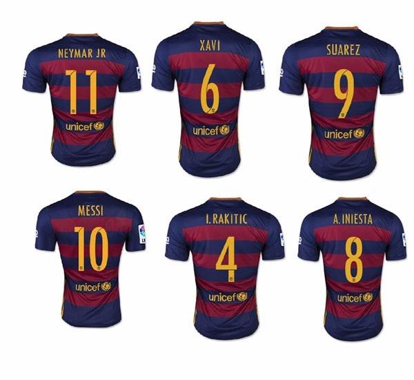 Camisa Do Barcelona 15 16 Nike-versão Jogador - R  200 164e672cdd8af