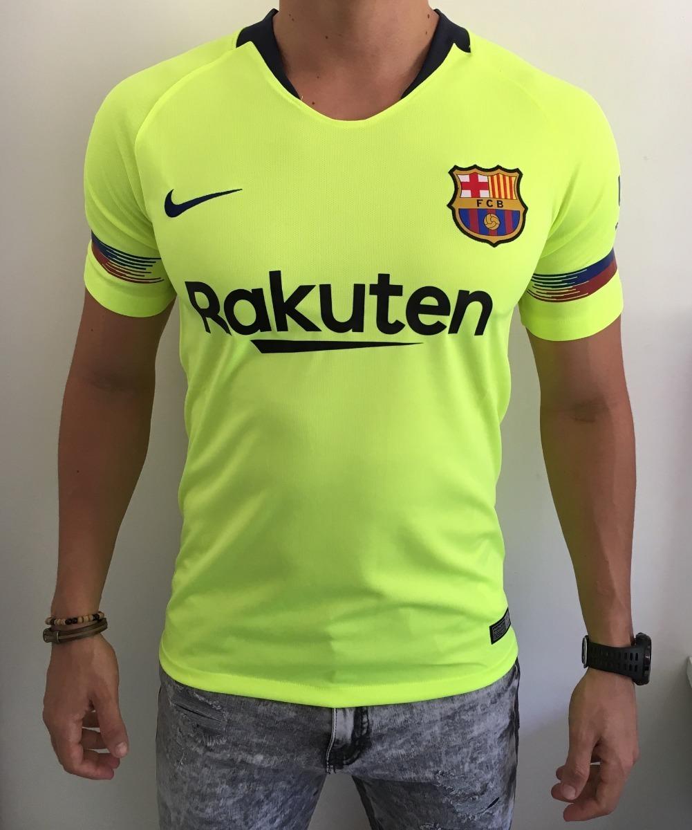 9d9a75c5f46d1 camisa do barcelona away 2018 2019. Carregando zoom.