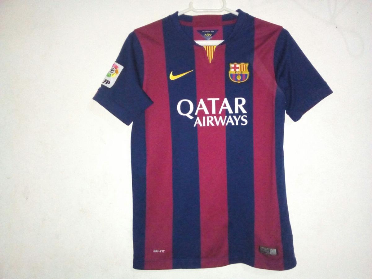 camisa do barcelona feminina tamanho g. Carregando zoom. d8efb0ad09650