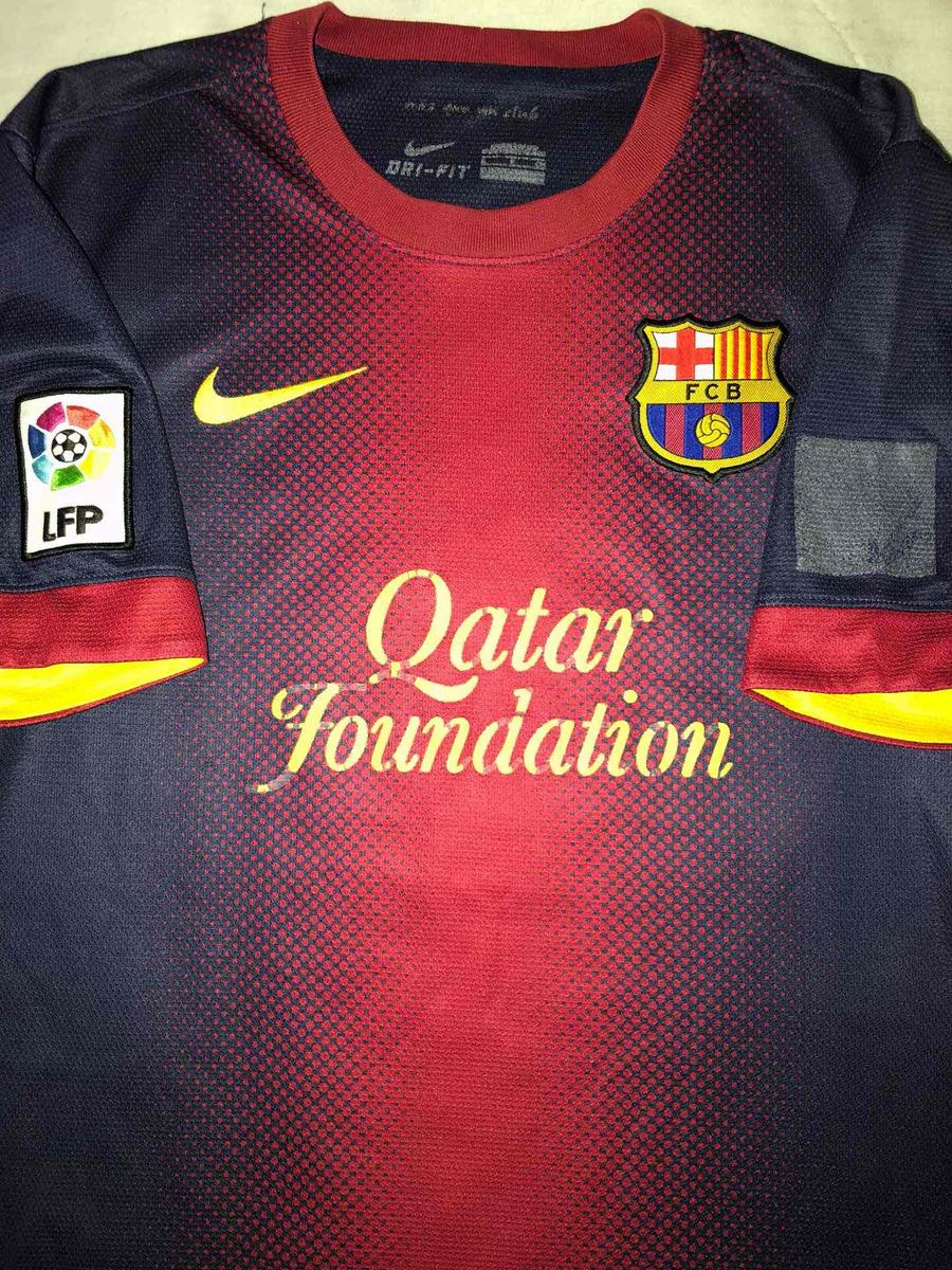 e610793cb7 Camisa Do Barcelona Nike Primeiro Uniforme - R$ 59,00 em Mercado Livre