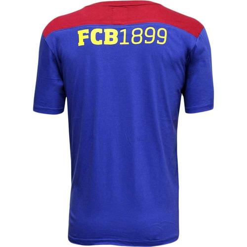 camisa do barcelona oficial escudo bordado camiseta passeio