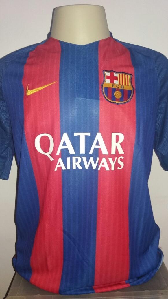 camisa do barcelona primeira linha. Carregando zoom. be492c10413f8