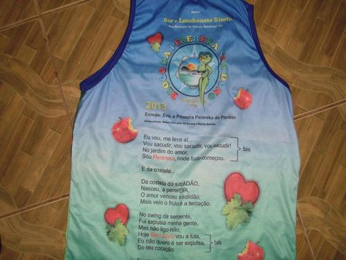 camisa do bloco carnavalesco perereca sem dono