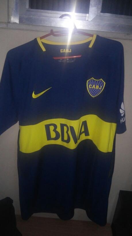 on sale a689c fe35a Camisa Do Boca Juniors Original Nova 2018. Perfeita! Tam G