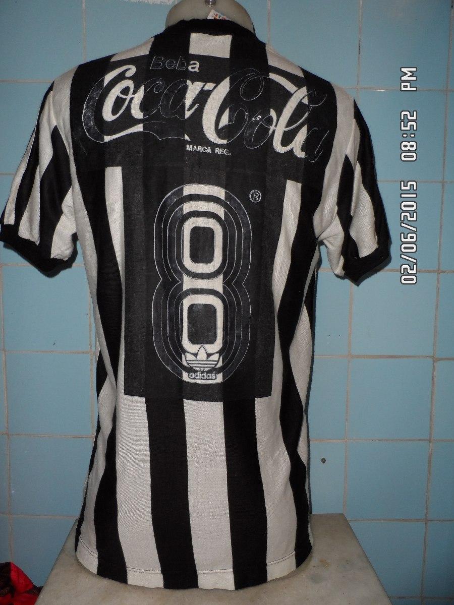 camisa do botafogo adidas anos 80 n 8. Carregando zoom. 3cd314a48f774