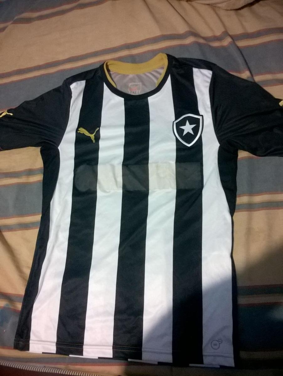 camisa do botafogo puma oficial. Carregando zoom. fc310f229338a