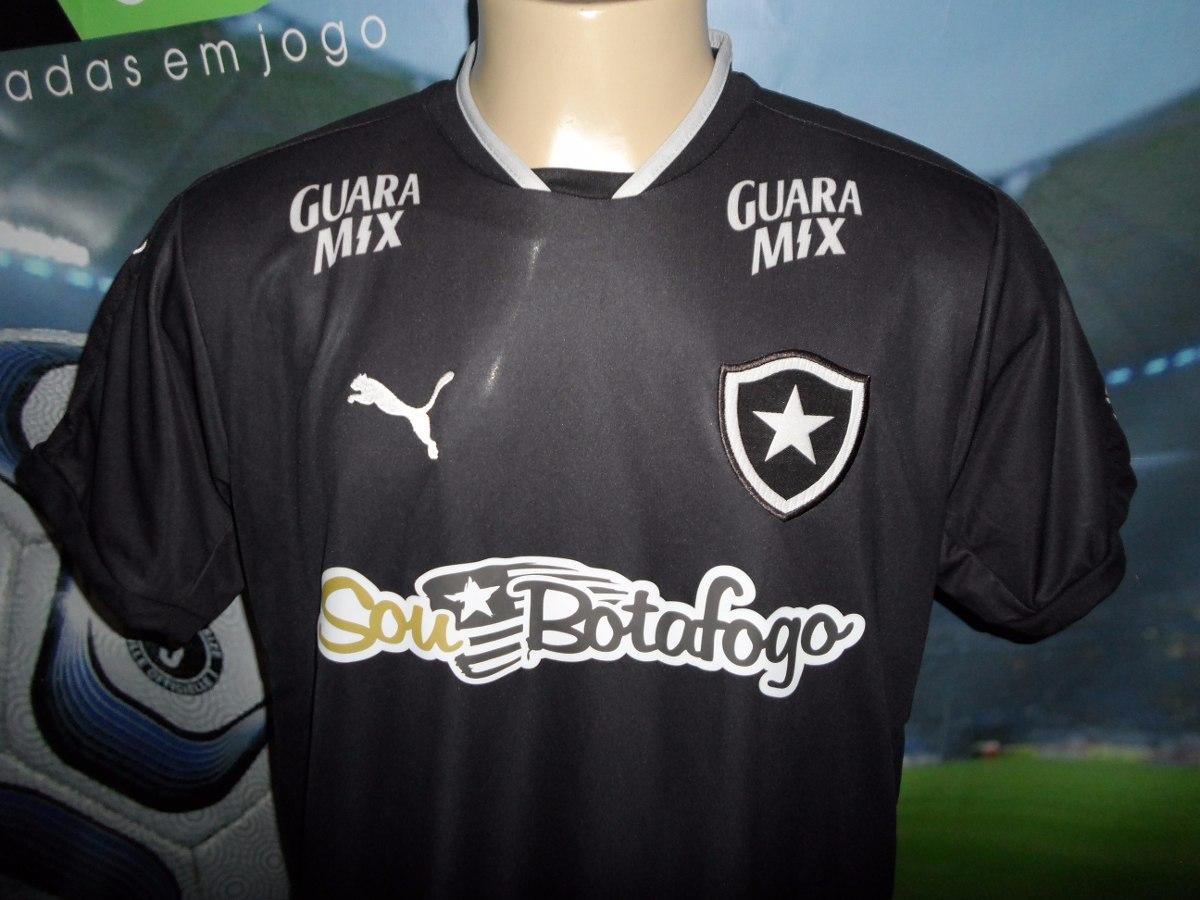 93649e676cf08 camisa do botafogo soubotafogo usada no brasileiro 2015. Carregando zoom.