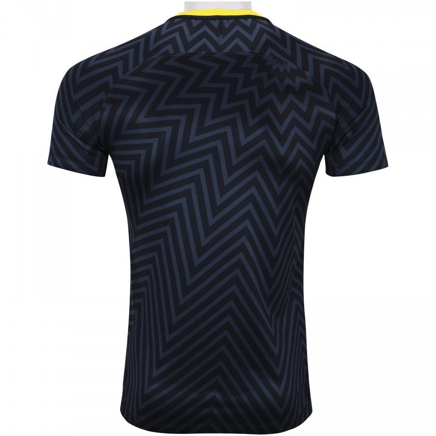 camisa do brasil oficial nova pré jogo - liquidação. Carregando zoom. fe98764fc52d7