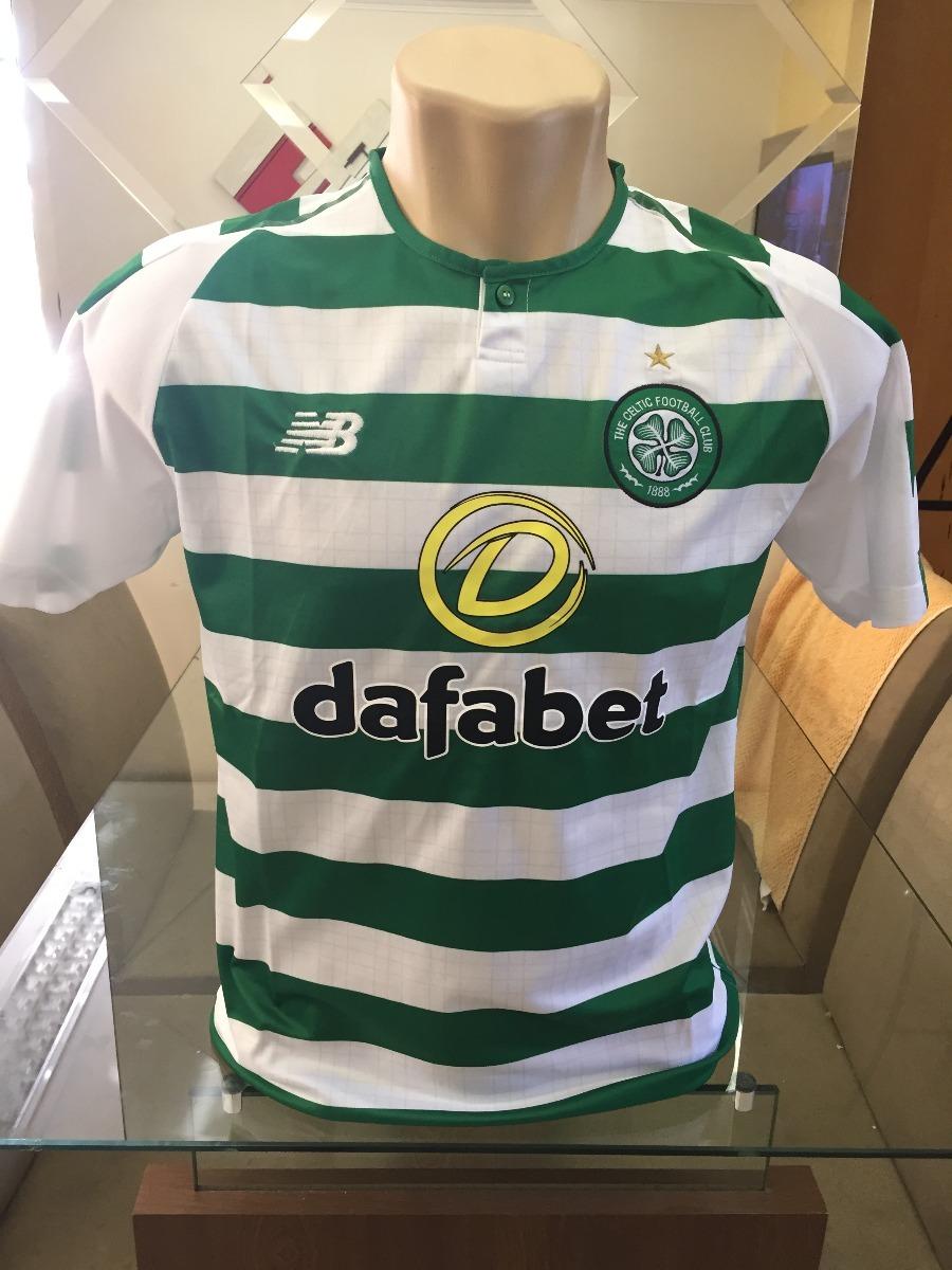 0e53281a99ff4 camisa do celtic 2018 original. Carregando zoom.