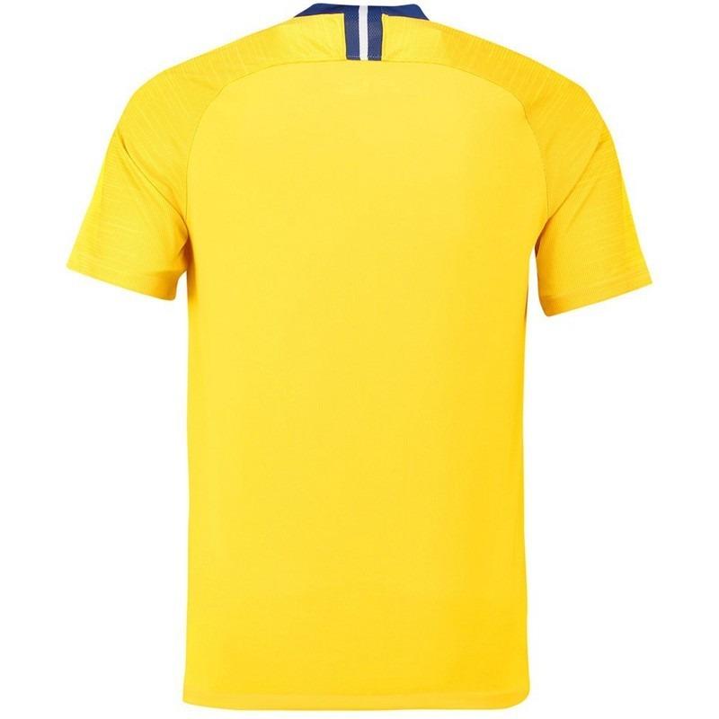08ec011766f8d Camisa Do Chelsea Amarela 18 19 - Frete Grátis - R  189