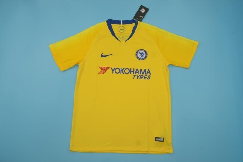 f2b19c207c045 Camisa Do Chelsea Amarela - Away - P entrega - Frete Grátis - R  129 ...