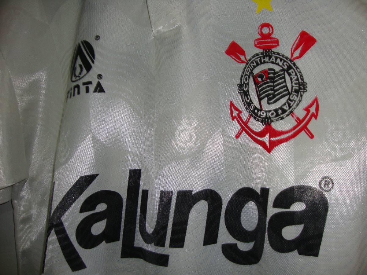 9707798d45 Camisa Do Corinthians 1992 93   10 G Finta - R  120