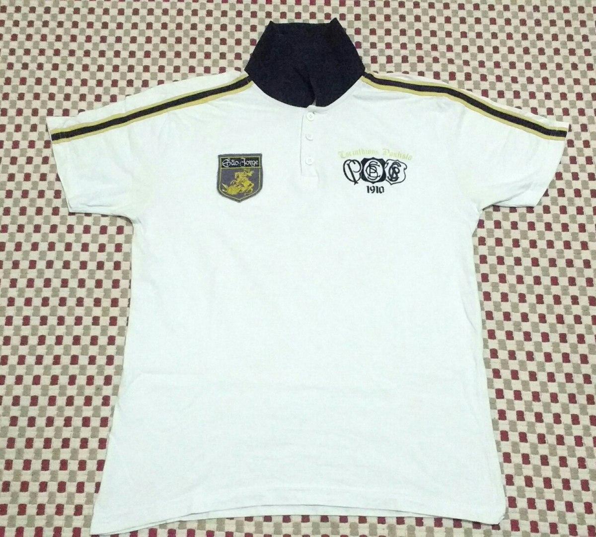 be6a7ea558 camisa do corinthians 2010 centenário são jorge. Carregando zoom.