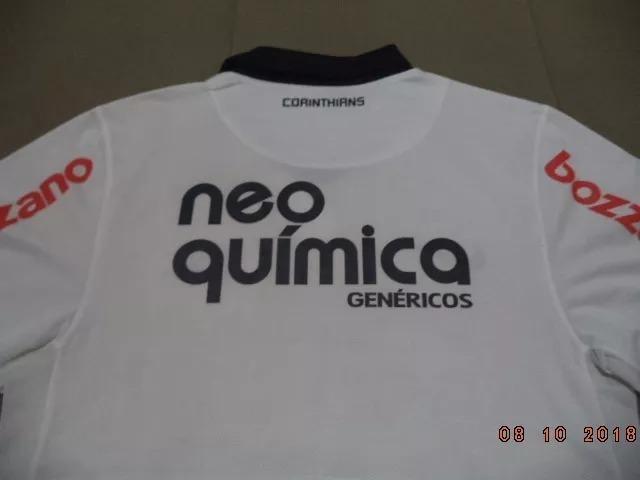 Camisa Do Corinthians 2011 Oficial Nike Neo Química - Tam P - R  189 ... a3ae1a07d0bae