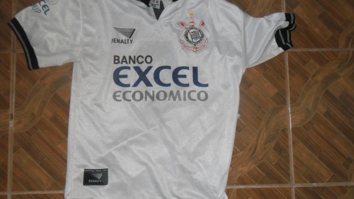 670cdf5e221dc camisa do corinthians excel economico 1997. Carregando zoom.