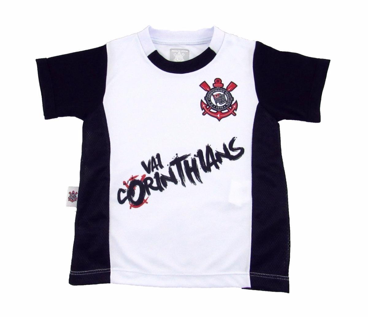camisa do corinthians infantil oficial menino timão. Carregando zoom. ce1f715619094