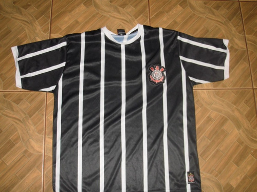 camisa do corinthians retrô 1977