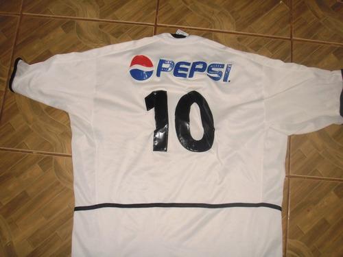 camisa do corinthians retro 2005