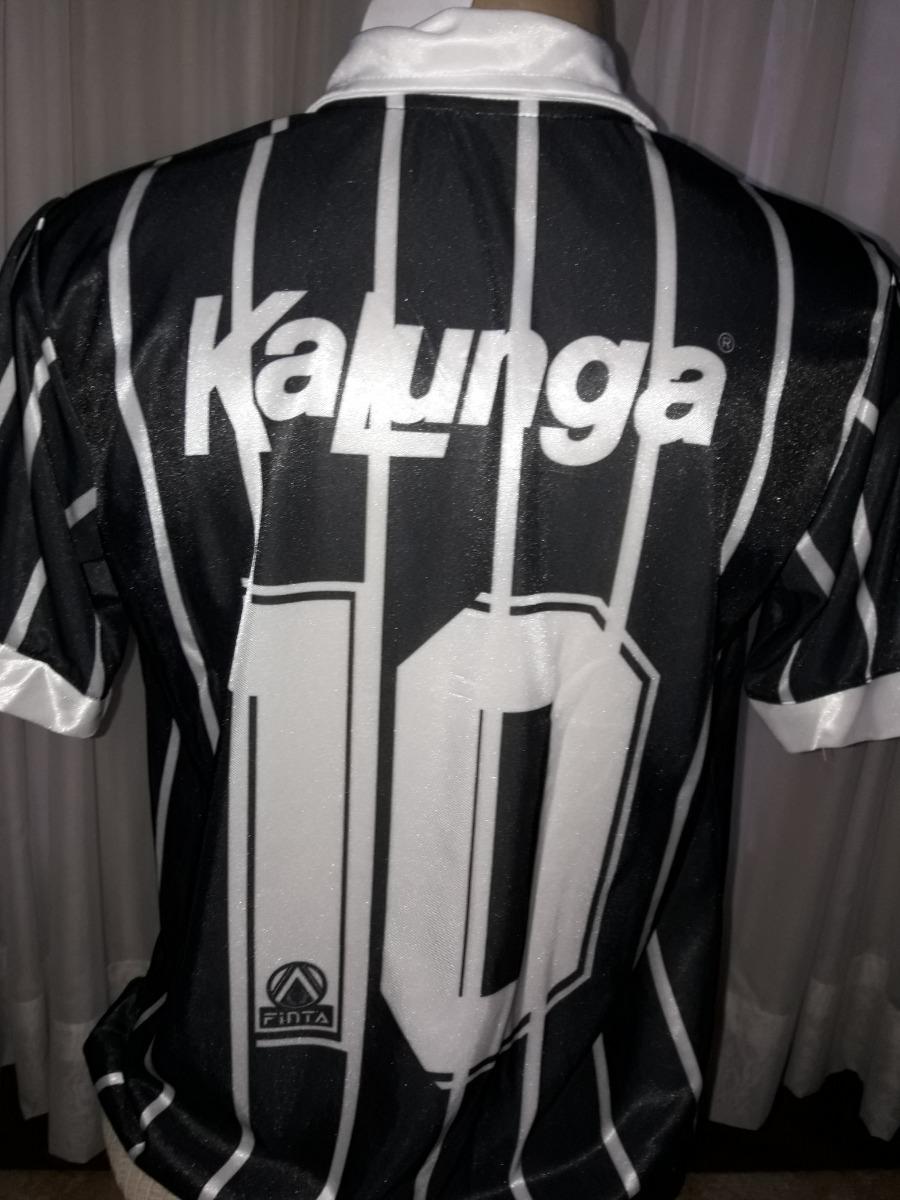 Camisa Do Corinthians Retro Produto Oficial Igual Da Epoca!! - R ... 518ffcedcf7e8