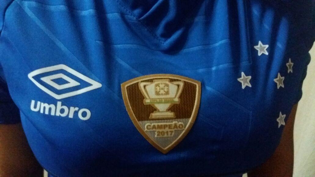 7590dc529a Camisa Do Cruzeiro Feminina Uniforme 1 2018 Umbro - R  79