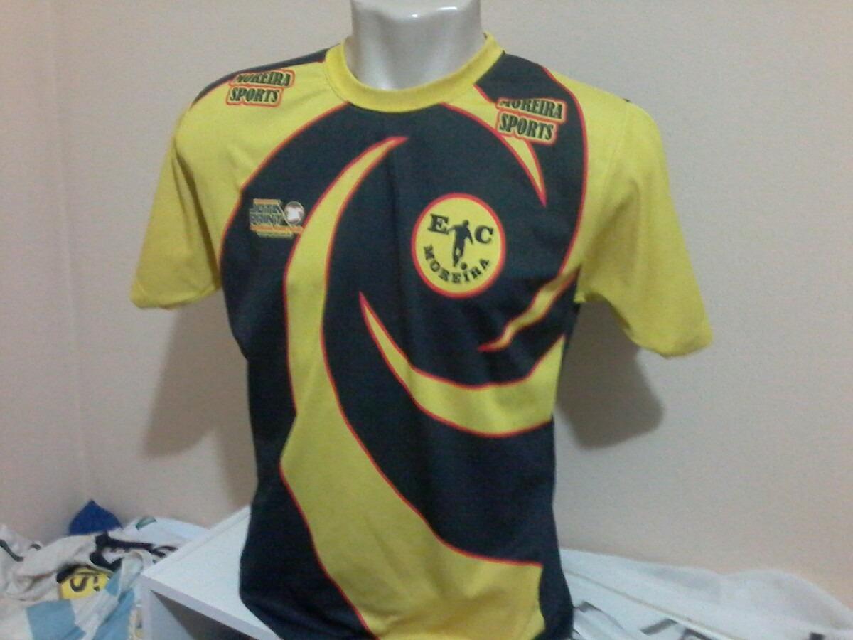 Camisa Do Esporte Clube Moreira São Jose Dos Campos - R  30 4d2f5f998af0a